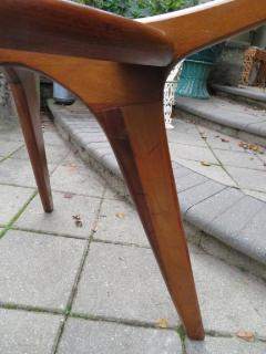 Adrian Pearsall Gorgeous Adrian Pearsall Sculptural Walnut Dining Table Mid Century Modern - 1697135