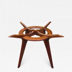 Adrian Pearsall Gorgeous Adrian Pearsall Sculptural Walnut Dining Table Mid Century Modern - 1698483