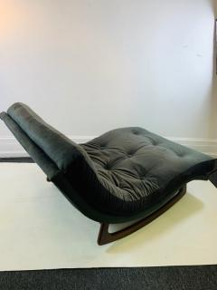 Adrian Pearsall MID CENTURY CHAISE LOUNGE ROCKER BY ADRIAN PEARSALL - 1178900