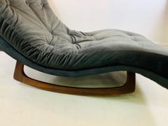 Adrian Pearsall MID CENTURY CHAISE LOUNGE ROCKER BY ADRIAN PEARSALL - 1178901