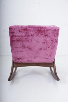 Adrian Pearsall Walnut Rocking Chair - 2032380