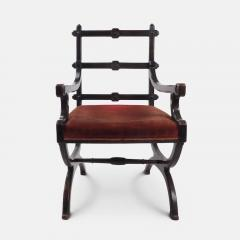 Aesthetic Movement Chair in the Style of A W N Pugin - 2065558