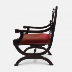 Aesthetic Movement Chair in the Style of A W N Pugin - 2065559