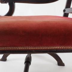 Aesthetic Movement Chair in the Style of A W N Pugin - 2065566