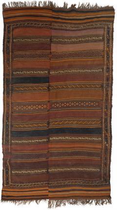 Afghan nomads Kelim from 20s - 1785205