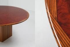Afra Tobia Scarpa Artona Africa Dining Table by Afra and Tobia Scarpa 1970 - 1104337