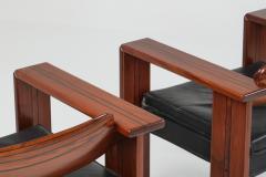 Afra Tobia Scarpa Artona armchairs by Afra Tobia Scarpa for Maxalto 1975 - 1226216