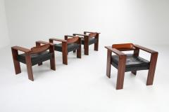 Afra Tobia Scarpa Artona armchairs by Afra Tobia Scarpa for Maxalto 1975 - 1226218
