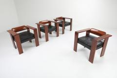 Afra Tobia Scarpa Artona armchairs by Afra Tobia Scarpa for Maxalto 1975 - 1226221