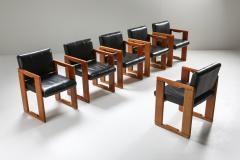 Afra Tobia Scarpa Dialogo chairs by Afra Tobia Scarpa for B B Italia 1974 - 1291479