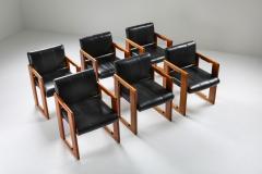Afra Tobia Scarpa Dialogo chairs by Afra Tobia Scarpa for B B Italia 1974 - 1291480