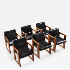 Afra Tobia Scarpa Dialogo chairs by Afra Tobia Scarpa for B B Italia 1974 - 1292969