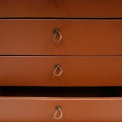 Afra Tobia Scarpa Midcentury Afra and Tobia Scarpa for Maxalto Africa Italian Chest of Drawers - 966392