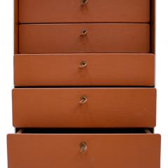 Afra Tobia Scarpa Midcentury Afra and Tobia Scarpa for Maxalto Africa Italian Chest of Drawers - 966394