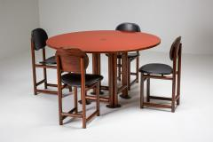 Afra Tobia Scarpa Scarpa New Harmony Dining Table for Maxalto 1979 - 2133169