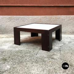 Afra Tobia Scarpa Set of two coffee table by Afra and Tobia Scarpa for Cassina 1970s - 1936080