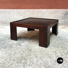 Afra Tobia Scarpa Set of two coffee table by Afra and Tobia Scarpa for Cassina 1970s - 1936099