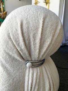 Afra Tobia Scarpa Soriana Sofa Afra Tobia Scarpa for Cassina Italy 1970s - 1386718