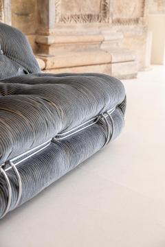 Afra Tobia Scarpa Soriana sofa by Afra and Tobias Scarpa for Cassina - 1616591