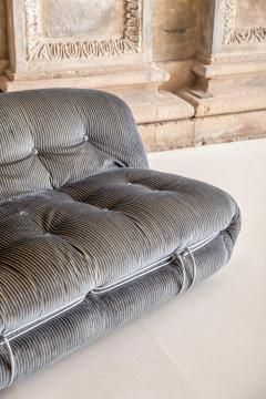 Afra Tobia Scarpa Soriana sofa by Afra and Tobias Scarpa for Cassina - 1616593