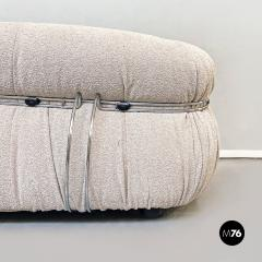 Afra Tobia Scarpa Three seater sofa Soriana by Afra and Tobia Scarpa for Cassina 1970s - 2135153