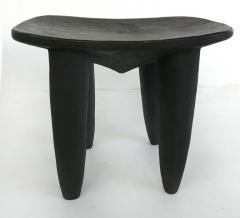 African Hand Carved Senufo Stool from Cote dIvoire - 1240328
