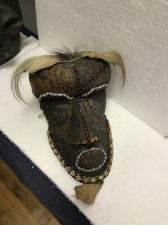 African Kuba Mask - 1162728