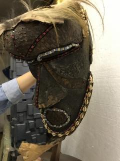African Kuba Mask - 1162730