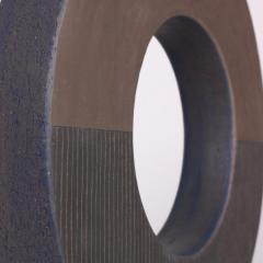 Agn s Nivot Contemporary Ceramic Sculpture Anneau Arc - 1643006