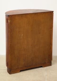 Agner Christoffersen Rosewood Demi Lune Cabinet by Agner Christoffersen for N C Christoffersen - 1095518