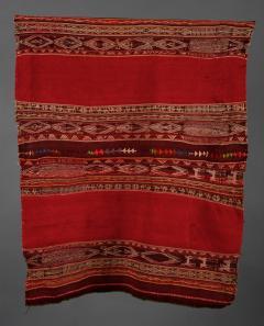 Aguayo Textile Alto Peruvian Northern Argentina ca 1920 - 870174
