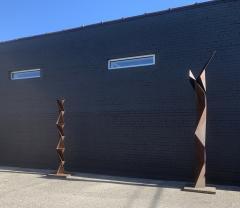 Aijiro Wakita The Rust Three Sculptures by Aijiro Wakita - 1910093