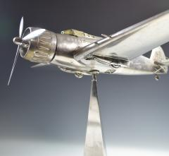 Airplane Breda 65 Italy World War Two Museum Model - 1168633