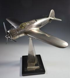 Airplane Breda 65 Italy World War Two Museum Model - 1168637