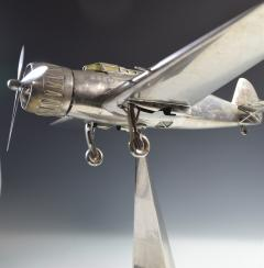 Airplane Breda 65 Italy World War Two Museum Model - 1168638