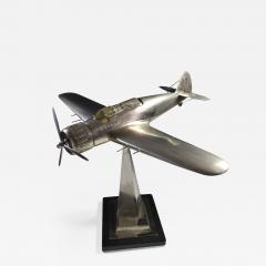 Airplane Breda 65 Italy World War Two Museum Model - 1169553