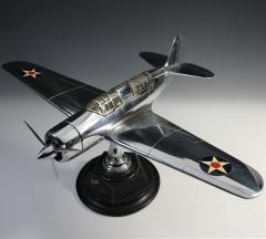 Airplane Helldiver Factory Model Curtiss Wright Desk Display 1940 - 1168744
