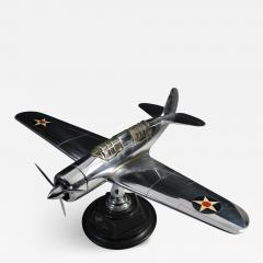 Airplane Helldiver Factory Model Curtiss Wright Desk Display 1940 - 1169555