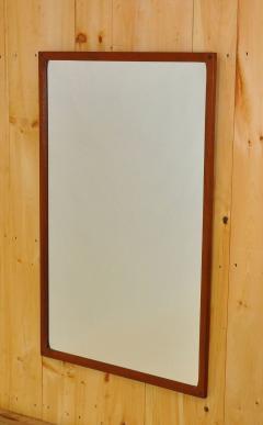 Aksel Kjaersgaard Danish Teak Mirror by Aksel Kjaersgaard - 352236