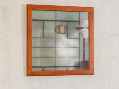 Aksel Kjersgaard Aksel Kjersgaard Teak Wall Mirror - 881983
