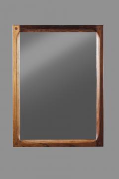 Aksel Kjersgaard Danish Mirror in Rosewood by Aksel Kjersgaard - 847330