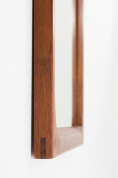 Aksel Kjersgaard Midcentury Scandinavian Mirror by Aksel Kjersgaard - 1144039