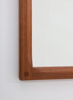 Aksel Kjersgaard Midcentury Scandinavian Mirror by Aksel Kjersgaard - 1144040
