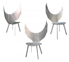 Al Jord o Contemporary Angel Chair from Cars Never Die Collection by Al Jord o Brazil - 1212679