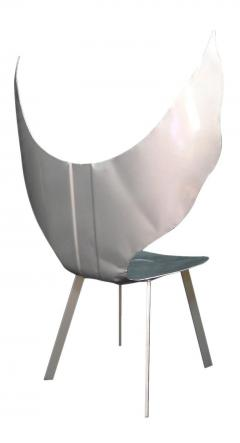 Al Jord o Contemporary Angel Chair from Cars Never Die Collection by Al Jord o Brazil - 1212683