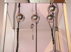 Al Jord o Contemporary Neon Balls Stand Lamp by Brazilian designer Al Jord o - 1271607