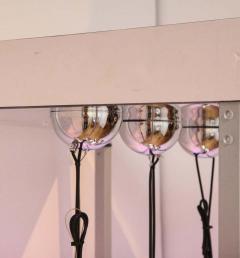 Al Jord o Contemporary Neon Balls Stand Lamp by Brazilian designer Al Jord o - 1271609