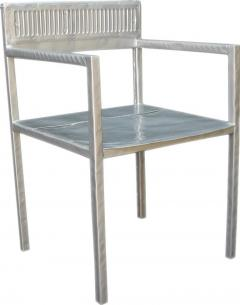 Al Jord o Contemporary Reta Chair from Cars Never Die Collection by Al Jord o Brazil - 1212677