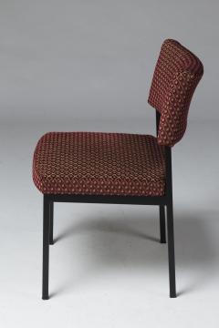 Alain Richard Set of eight chairs by Alain Richard France around 1960 - 1467252