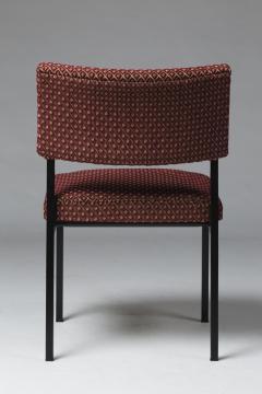 Alain Richard Set of eight chairs by Alain Richard France around 1960 - 1467253